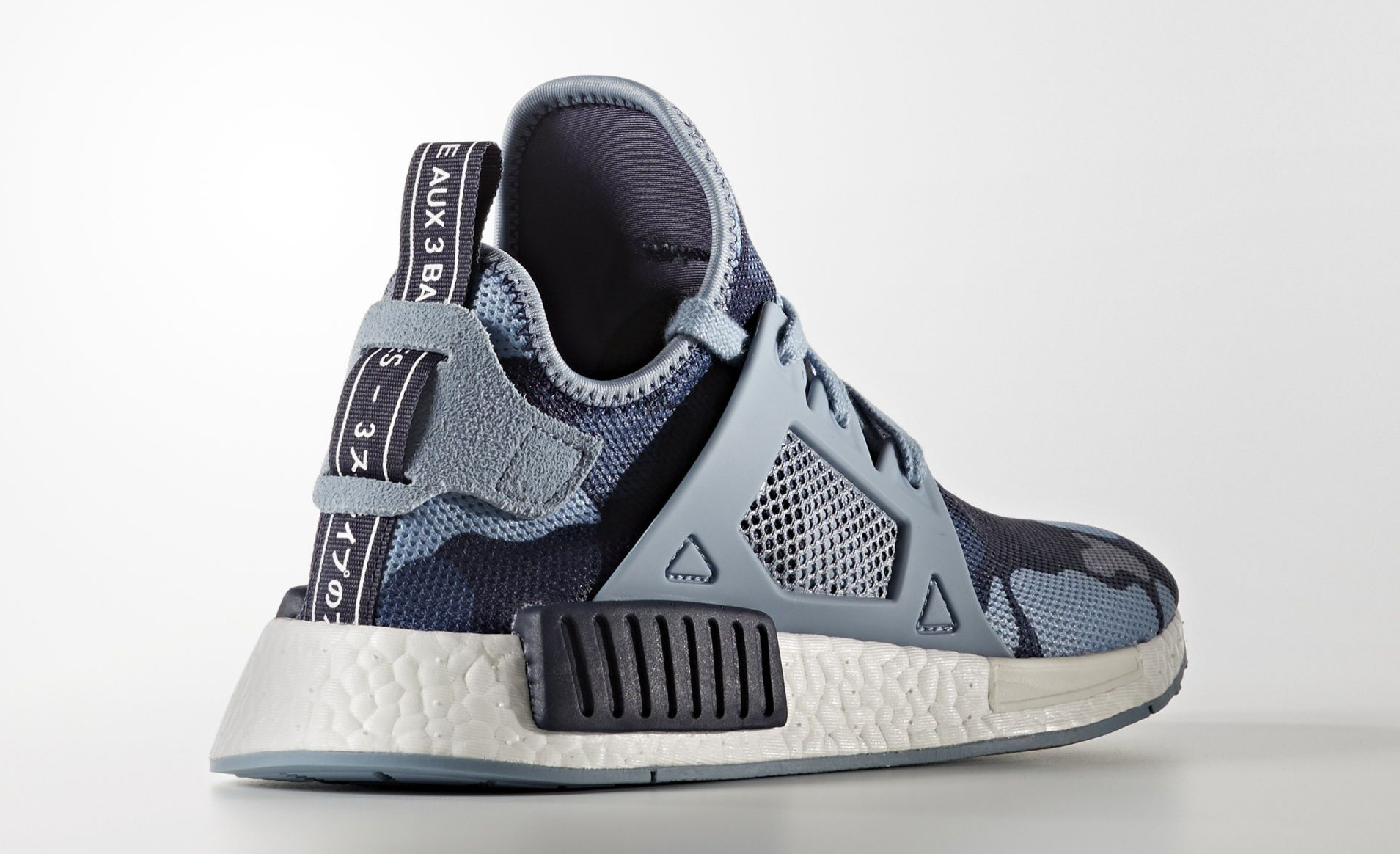 Blue Camo Adidas NMD XR1 | Sole Collector