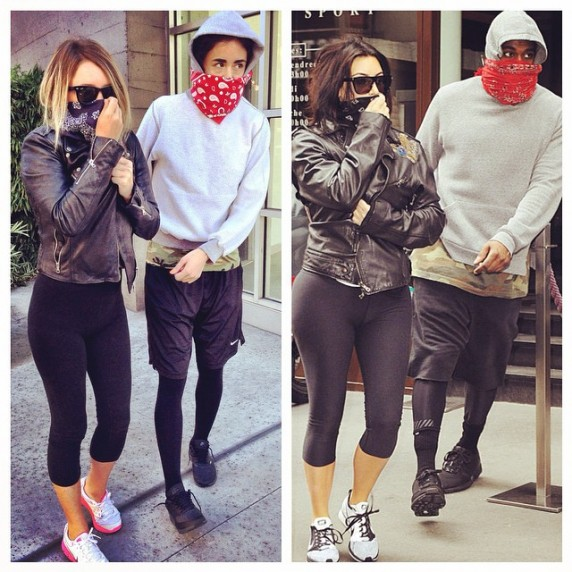 Adidas girlfriend wide hips - 4 3
