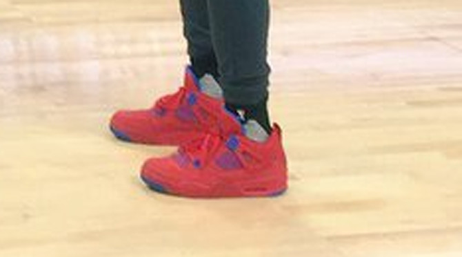 Air Jordan 4 CP3 Clippers