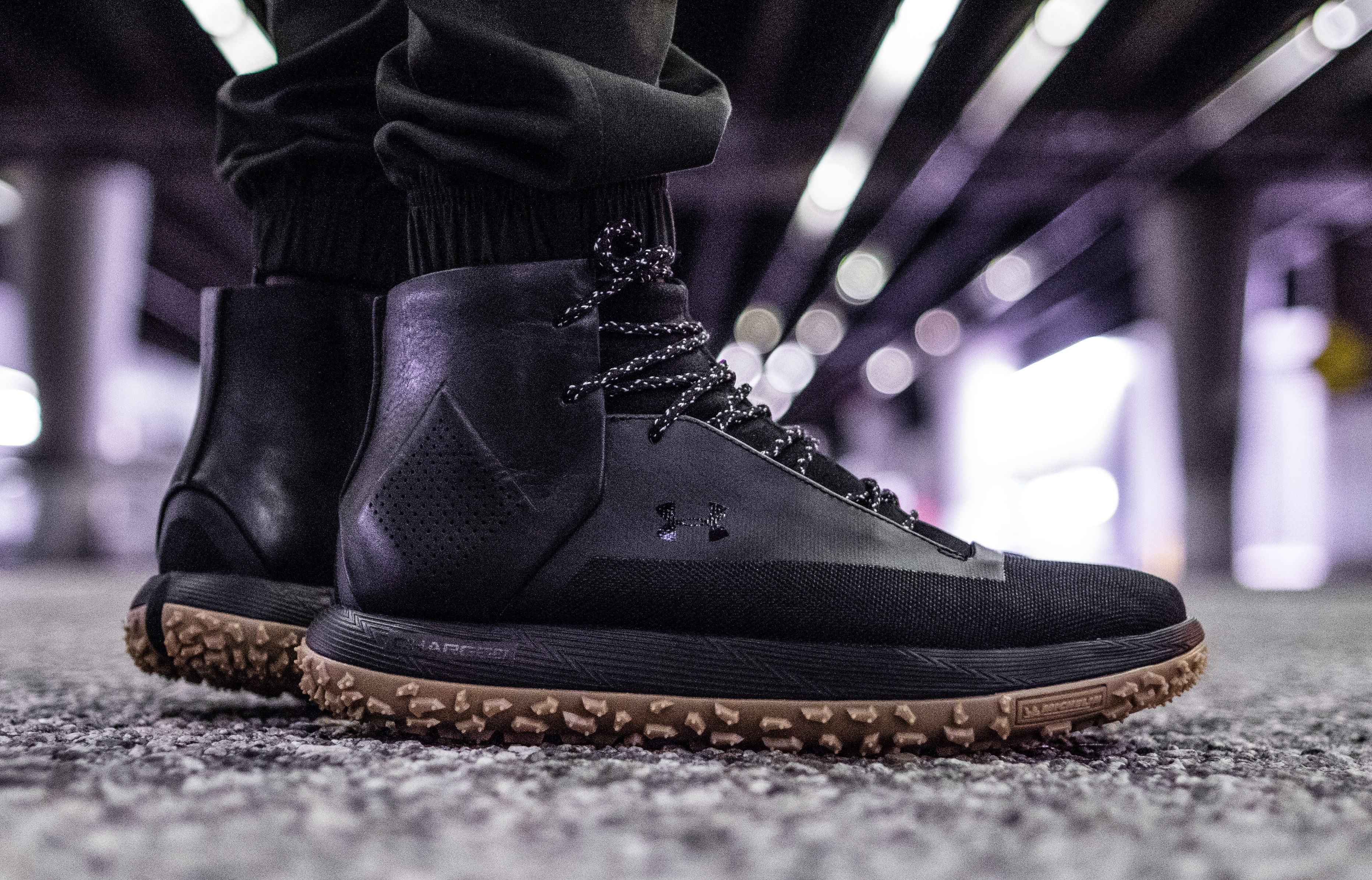 Under Armour Fat Tire Onda Mid Sole Collector