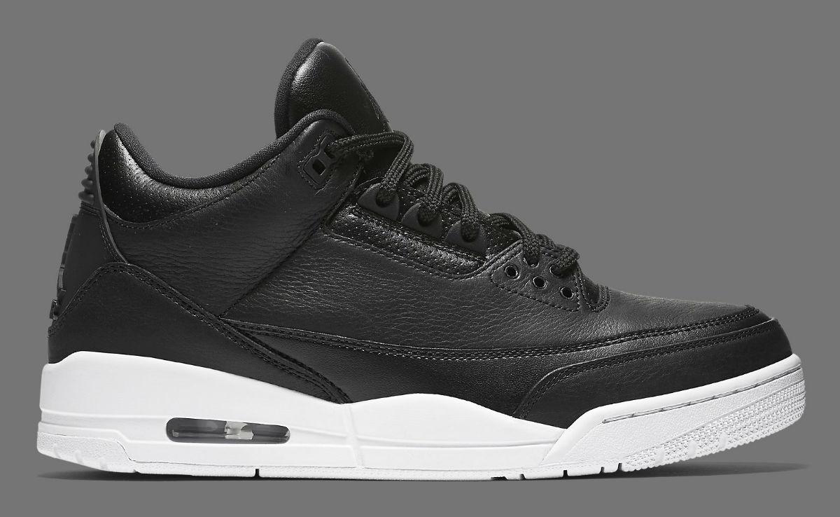 designer fashion 4c88b 9bcd0 Cyber Monday Air Jordan 3 Release Date 136064-020 | Sole ...