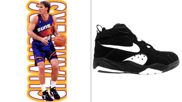 Tom Chambers Phoenix Suns Nike Air Maestro