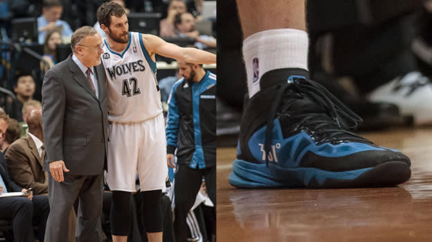 Nike 361 Degrees Kevin Love 3.0
