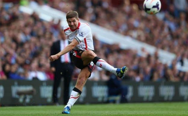 Recap - Gerrard Nitrocharge