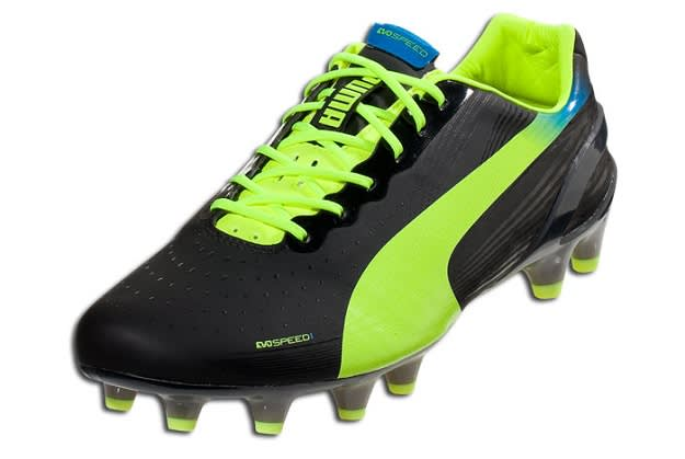 evoSPEED - Top Goalscorers