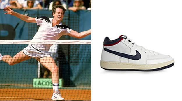 John Mcenroe Tennis Shoe