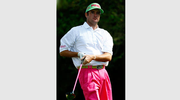 Bubba Watson Worst Golf Outfits
