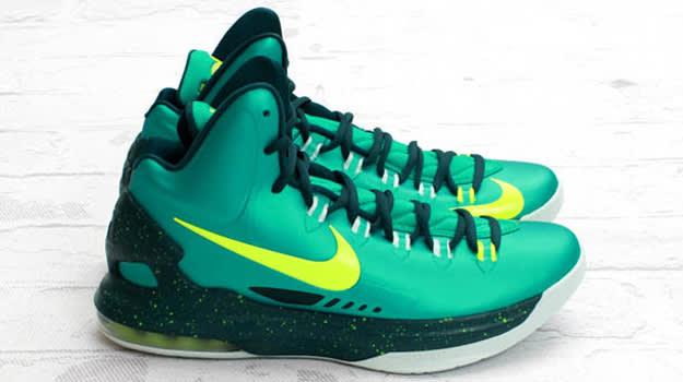 March - Nike KD V Hulk