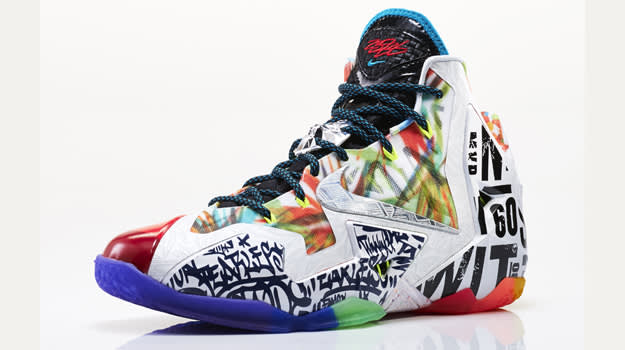 Nike What the LeBron 11
