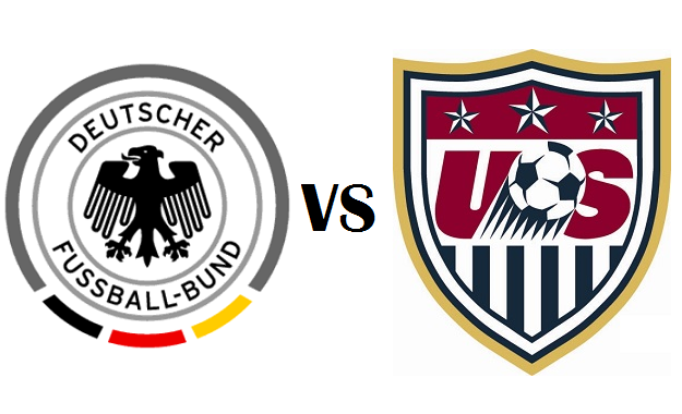 Germany vs USA