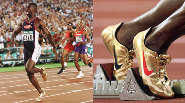 the 20 most iconic sneakers in olympic history complex