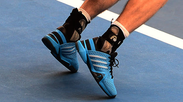 adidas Barricade 8 - Murray 2