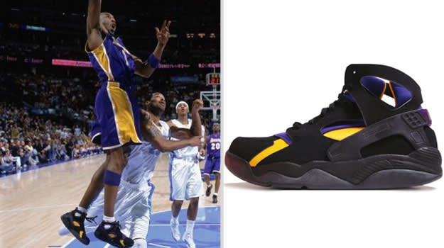 Kobe Bryant Nike Air Flight Huarache