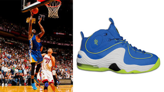 10. Draymond Green Nike Air Penny 2 copy
