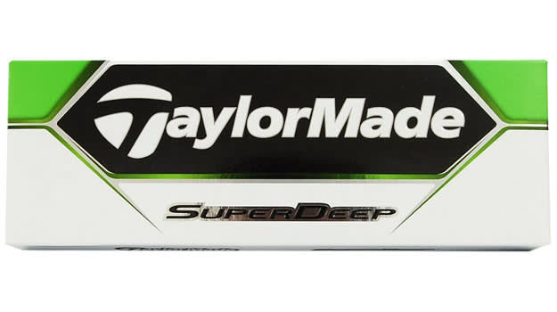 Taylor Made Super Deep Golf Balls