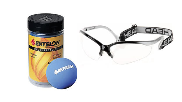 Racquetball Gear