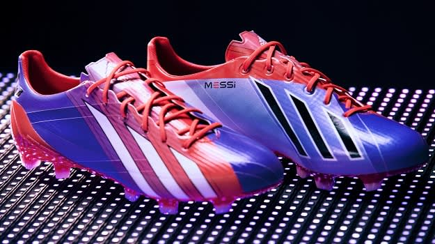 Messi F50 Visual Cues