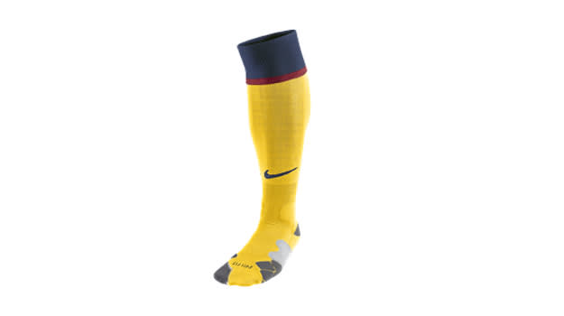 FC-Barcelona-Knee-Soccer-Socks