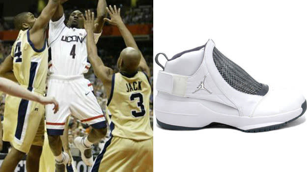 Ben Gordon in the Air Jordan 19