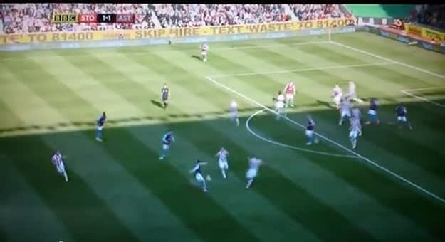 Lowton Goal
