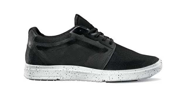 Vans Data Black Speckle