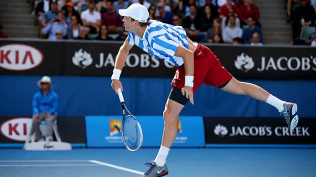 Tomas Berdych Tennis Racket