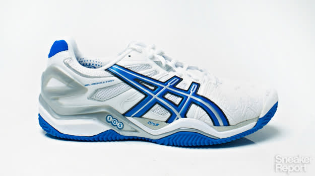Clay - Asics Gel Resolution 5
