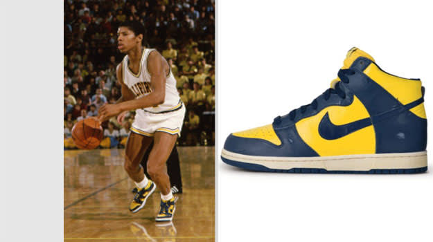 Kevin Johnson Cal Berkeley Nike Dunk
