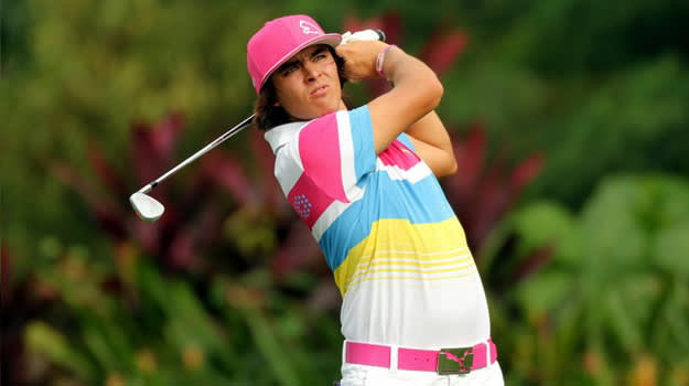 Rickie Fowler Worst Golf Outfit