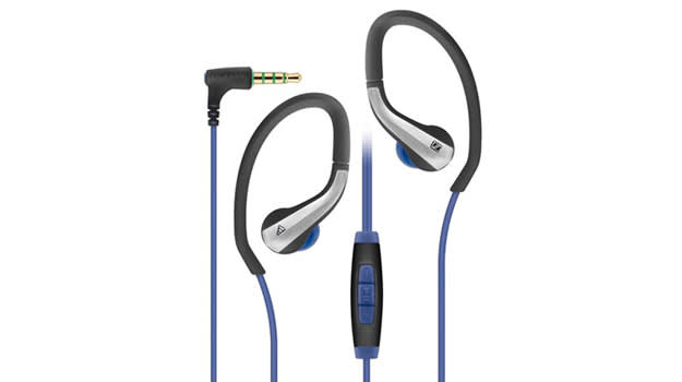 Gym Headphones - Sennheiser OCX 685i Sport