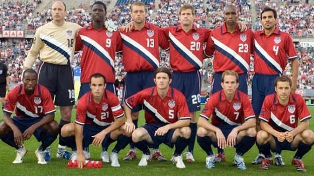 2006 DTOM US Jersey