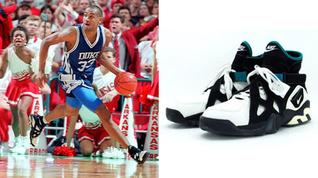 Grant Hill in the Nike Air Unlimited