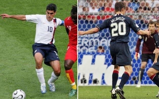 USA Soccer Boots