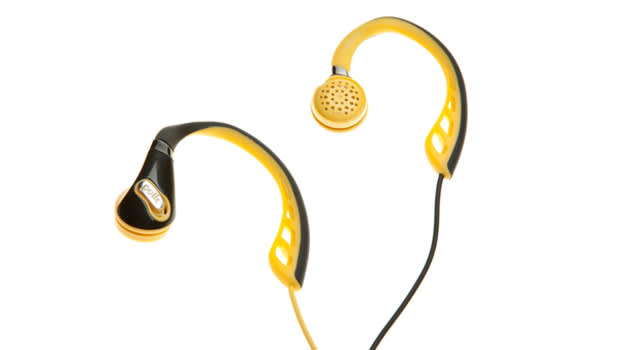 Gym Headphones - polk audio ultrafit