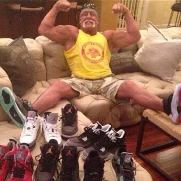 Hulk Hogan Sneakers