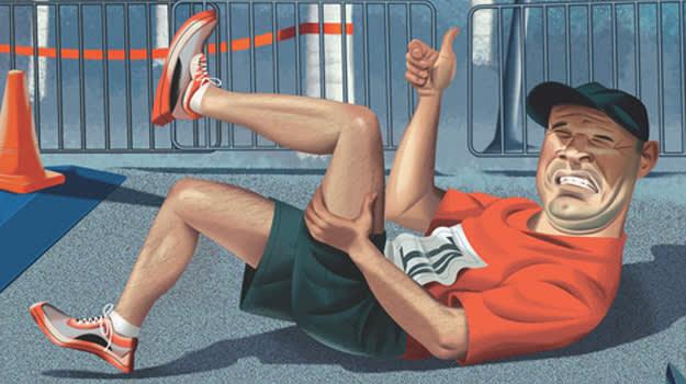 Hurt Runner