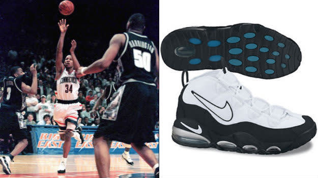 ray allen nike air max uptempo