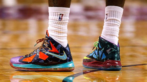 Nike Lebron MVP