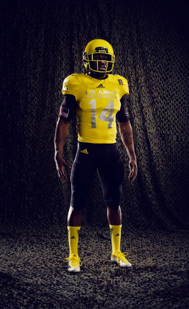 adidas Techfit Uniforms All American Game_6