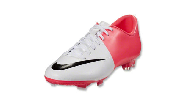 The Nike Mercurial Victory III FG Soccer Boot