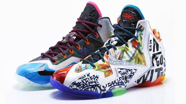 Lebron 11 Colorways