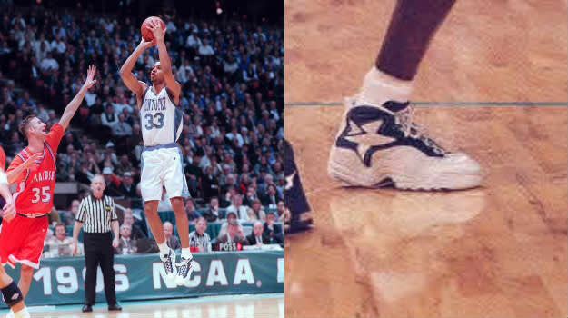 Ron Merces in the Converse CONS Blue