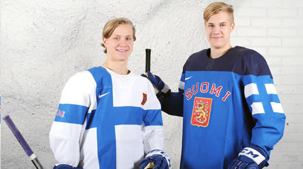 Finland Olympic Jerseys