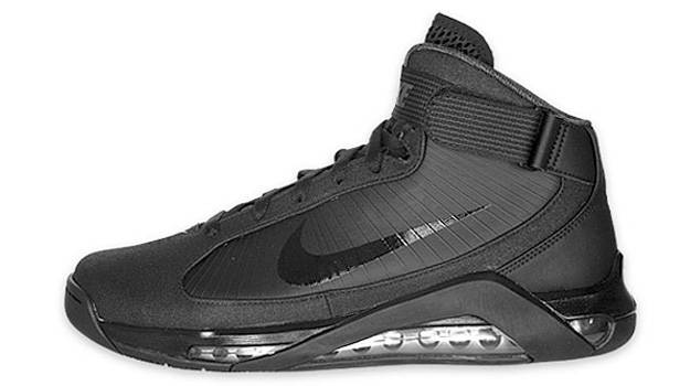 Nike Chaussures De Basket Air Max Avec Sangle