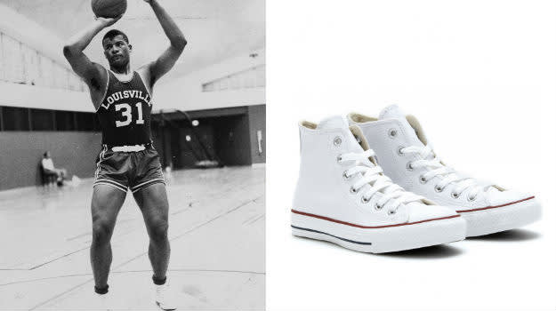 wes unseld converse chuck taylor all-stars