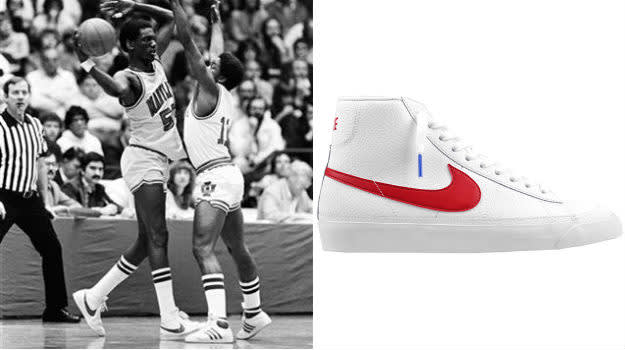 albert king nike blazer