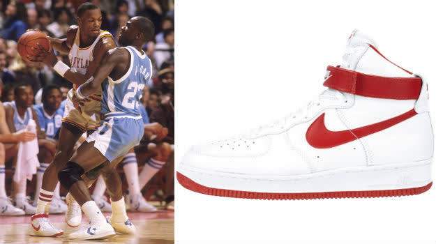 len bias nike air force one
