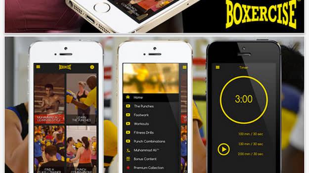Boxercise App