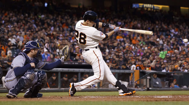 Buster+Posey+Milwaukee+Brewers+v+San+Francisco+-jjjE7XLuBbx copy