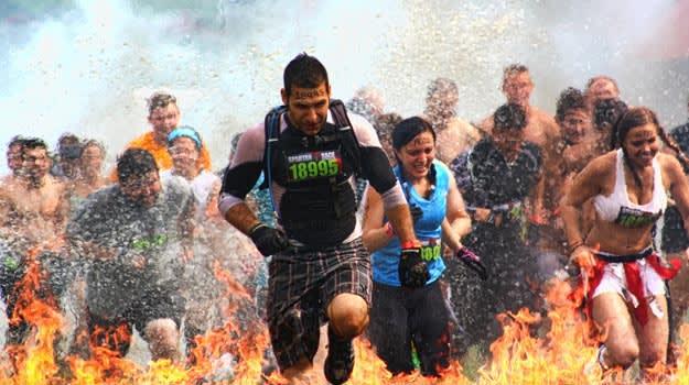 Spartan Beast Race